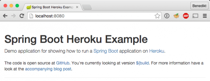 Broken link after deployment to Heroku