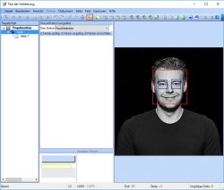 face recognition image with OpenCV