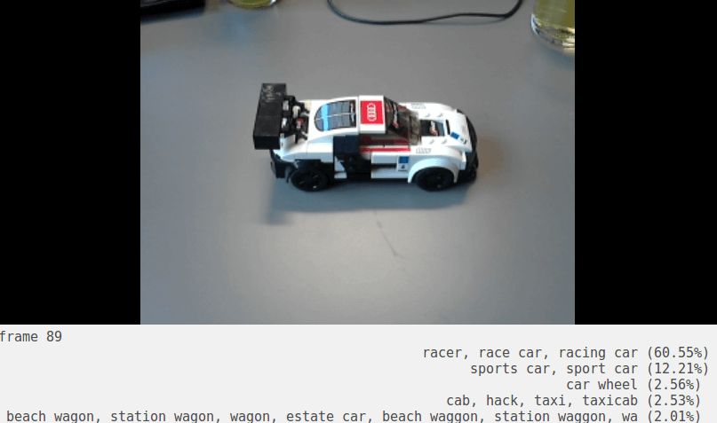 Neural Compute Stick: Object Detection with Neural Networks
