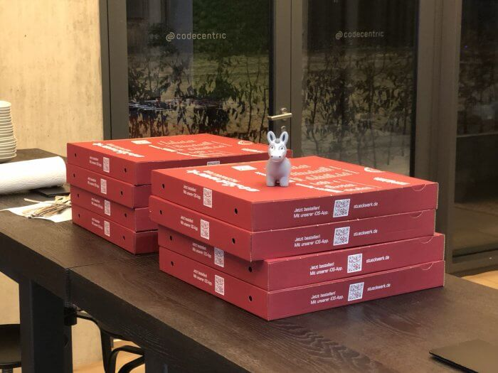 MuleSoft Meetup Pizza