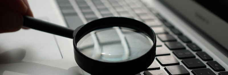 Magnifying glas