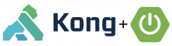 Spring Boot connected with Kong