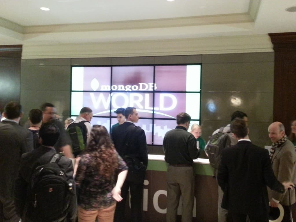 MongoDB World Registration
