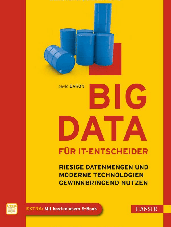 Hanser - Big Data für IT-Entscheider