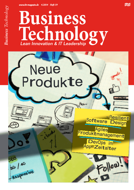 Business Technology Magazin - Eine kurze Einführung in Resilient Software Design