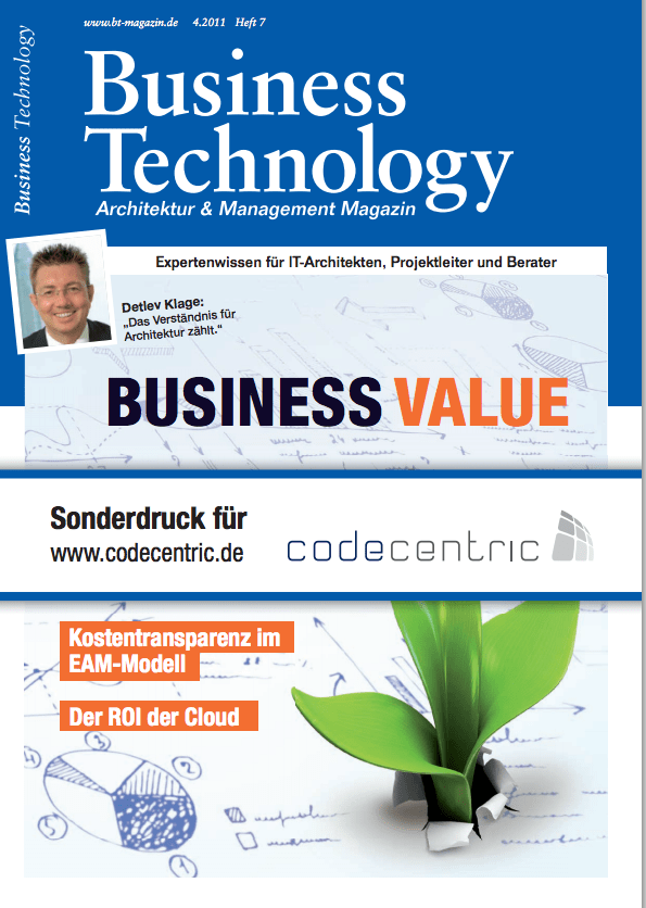 Business Technology - Business Value trotz Festpreis