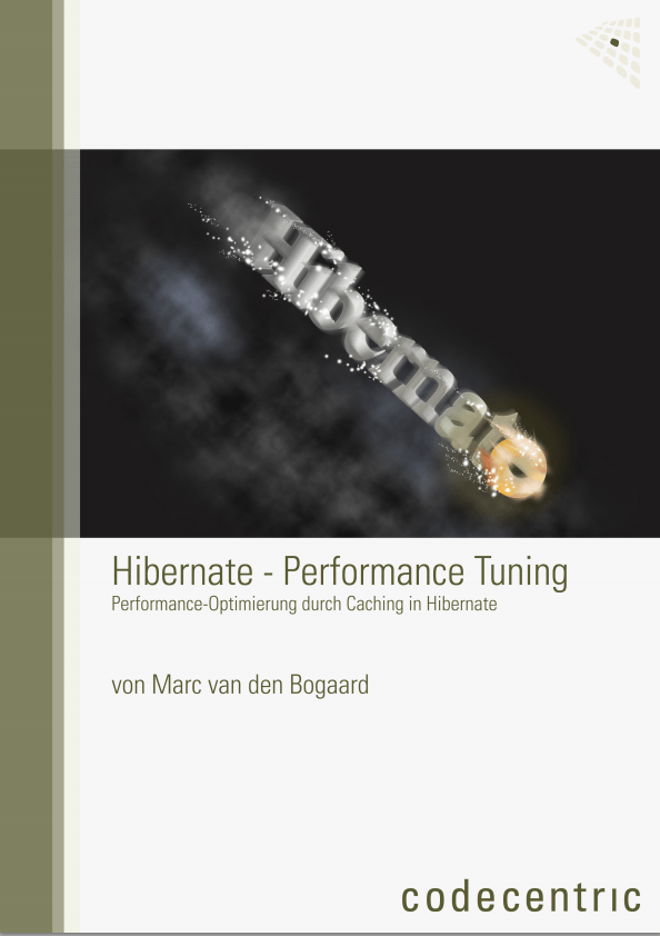 codecentric AG - Hibernate Performance Tuning