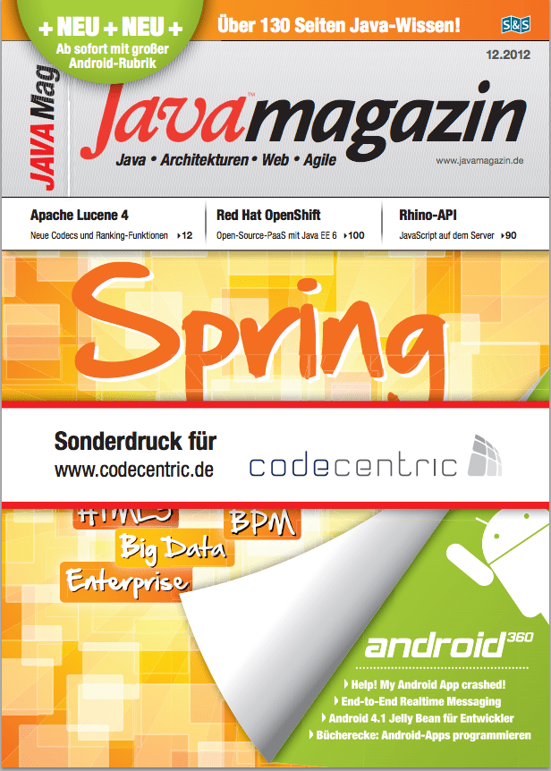 Java Magazin - Transaktionen in Spring Batch: Massenverarbeitung mit Restart, Skip und Retry