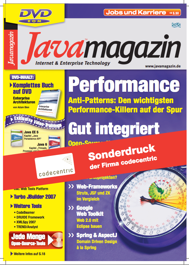 Java Magazin - Performance Anti-Patterns