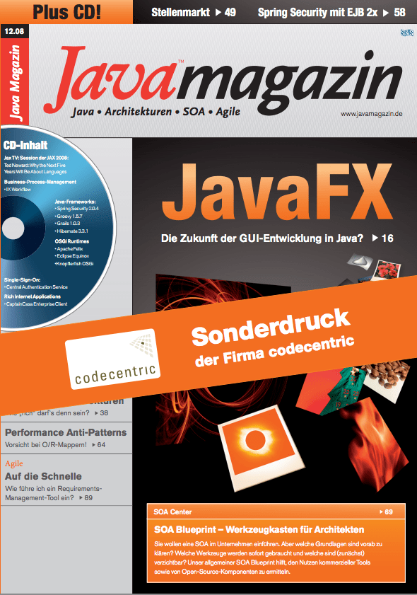 Java Magazin - Performance Anti-Patterns, Teil 1