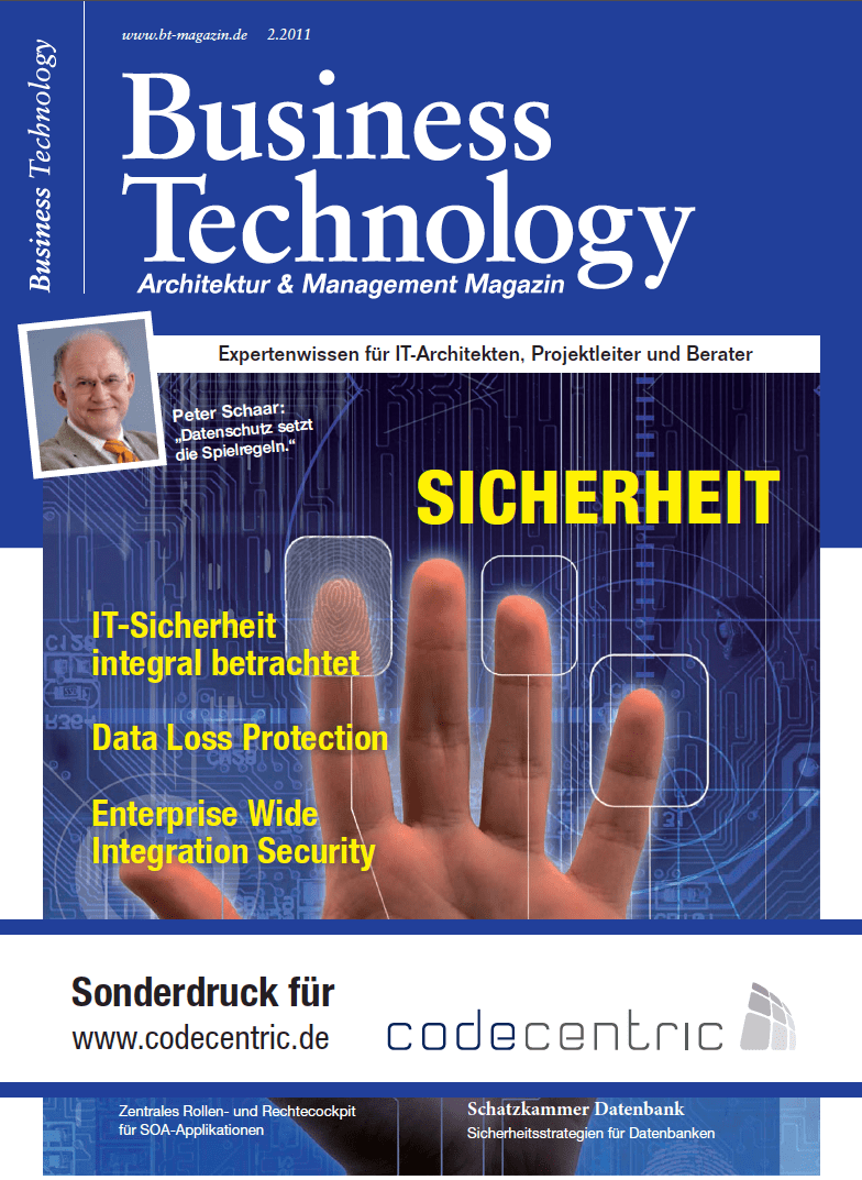 Business Technology - Die BSI Sicherheitsanforderungen an Cloud-Computing-Anbieter