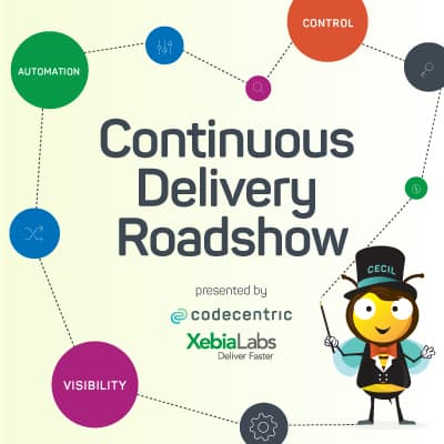 Continuous Delivery Roadshow – Frankfurt