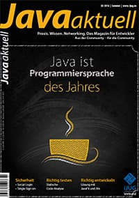 Java aktuell - Don't Repeat Yourself mit parametrisierten Tests